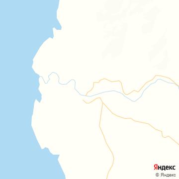 Карта Бело