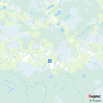 Карта Сафоново