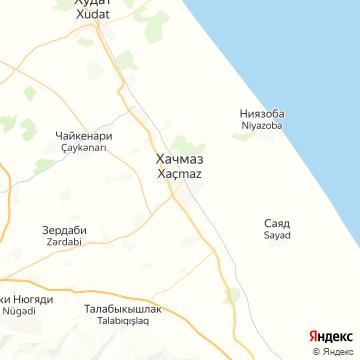 Карта Хачмаса