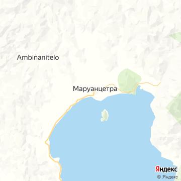 Карта Мароанцетра