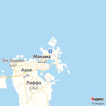 Карта Мухаррака