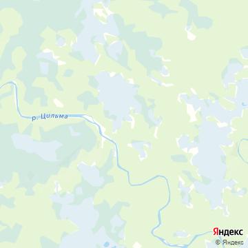 Карта Нонбурга