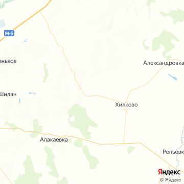 Карта Берсута