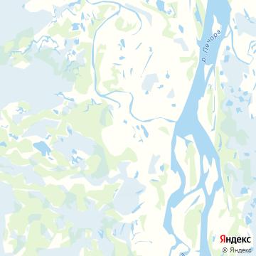 Карта Ермицы