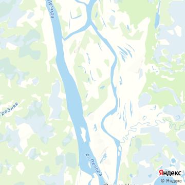 Карта Крестовки