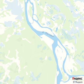 Карта Кушшора