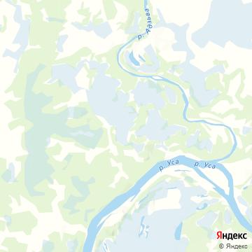 Карта Адзьвавома