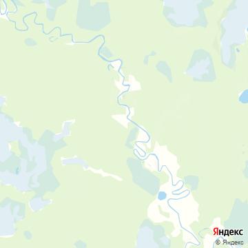 Карта Зимнего