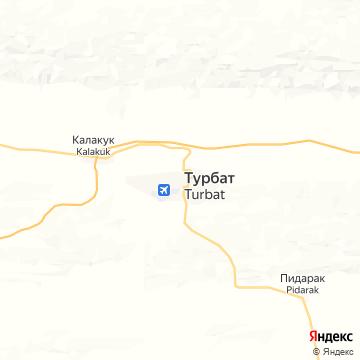 Карта Турбата