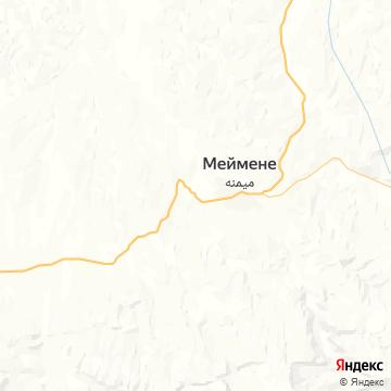 Карта Меймене