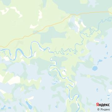 Карта Сорума
