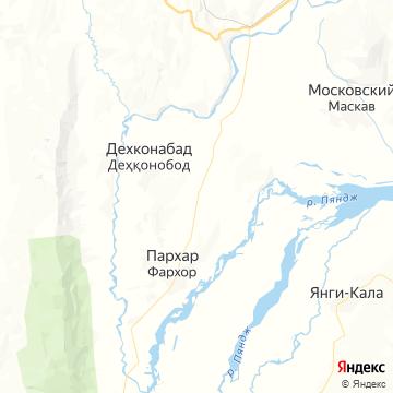 Карта Гульшан