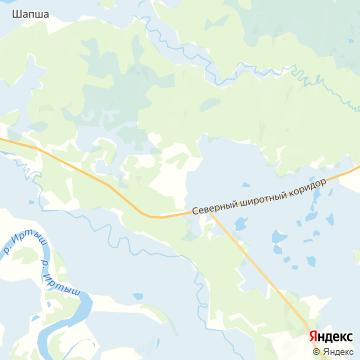 Карта Ярки