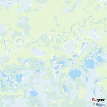 Карта Юильск