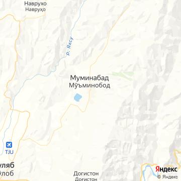 Карта Ленинград
