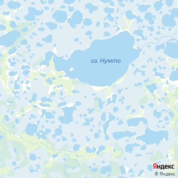 Карта Нумто