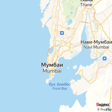 Карта Мумбаев