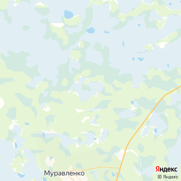Карта Муравленко