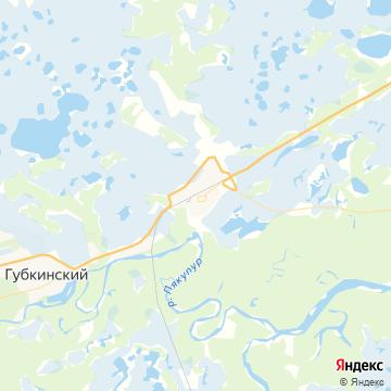 Карта Пурпе-1