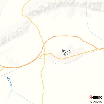 Карта Кучи