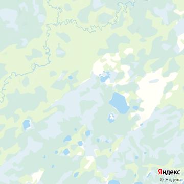 Карта Безымянки