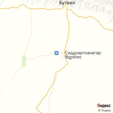 Карта Бхайравы