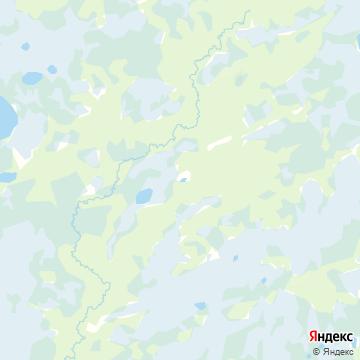 Карта Куролино