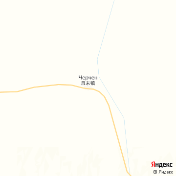 Карта Qiemo