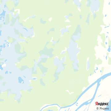 Карта Сургутихи