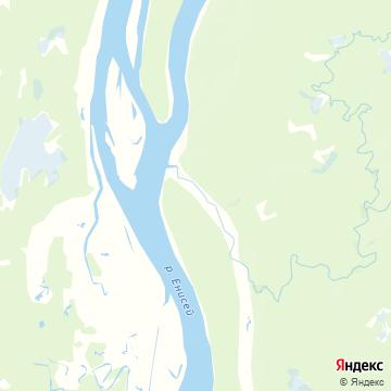 Карта Бакланихи