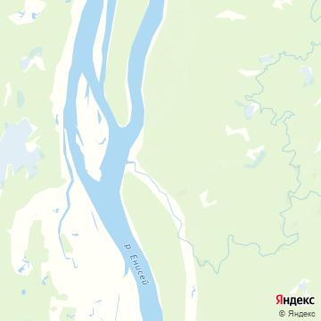 Карта Багланихи