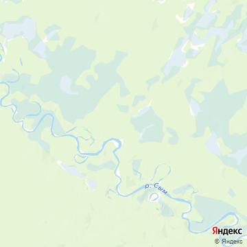 Карта Сыма