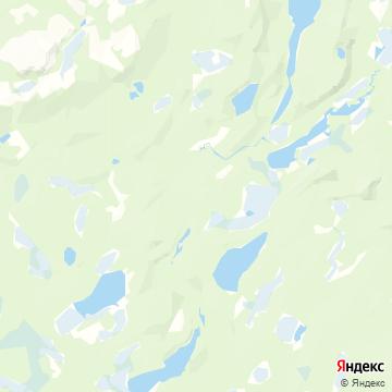 Карта Советской Речки