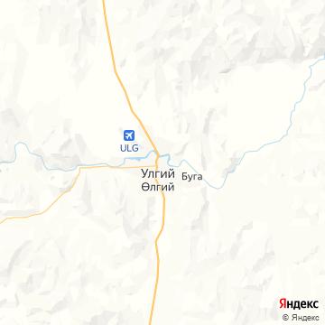 Карта Ulgit