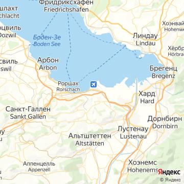 Карта Альтенрейна
