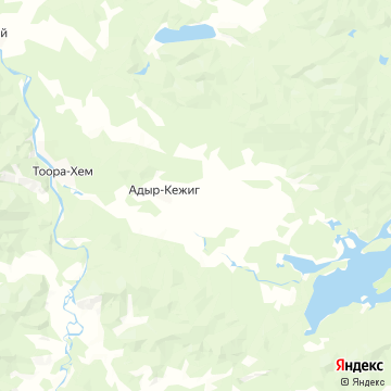 Карта Тоджи