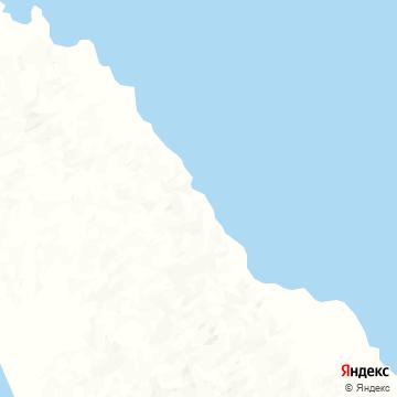 Карта Гунунгситолей