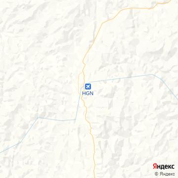 Карта Ма Хонга Сна