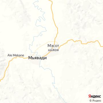 Карта Мае Сот