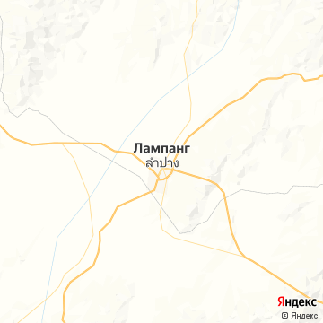 Карта Лампанга