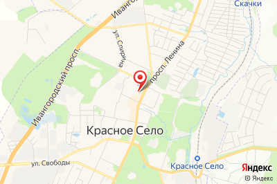 Санкт-Петербург, Красное Село, пр. Ленина, д. 55