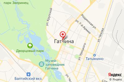 Санкт-Петербург, г. Гатчина, пр. 25-го Октября, д. 14