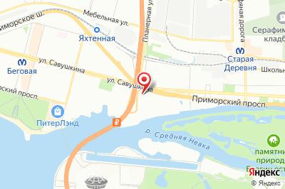 Санкт-Петербург, пр. Приморский, д. 54, к. 4