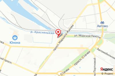 Санкт-Петербург, пр. Маршала Жукова, д. 21
