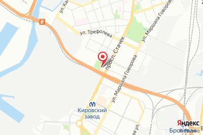 Санкт-Петербург, пр. Стачек, д. 45, лит. А, к. 2