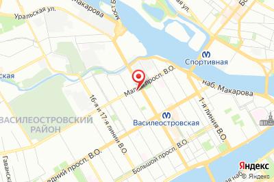 Санкт-Петербург, пр. Малый В.О., д. 24