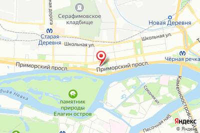 Санкт-Петербург, пр. Приморский, д. 59