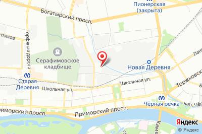 Санкт-Петербург, ул. Сабировская, д. 41, лит. В