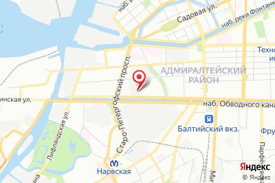 Санкт-Петербург, ул. Курляндская, д. 28, лит. Г