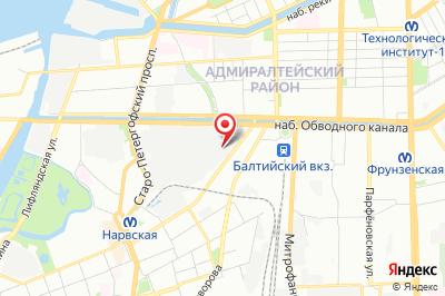 Санкт-Петербург, наб. Обводного канала, д. 134-136-138, к. 231